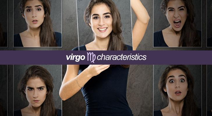 Virgo Characteristics