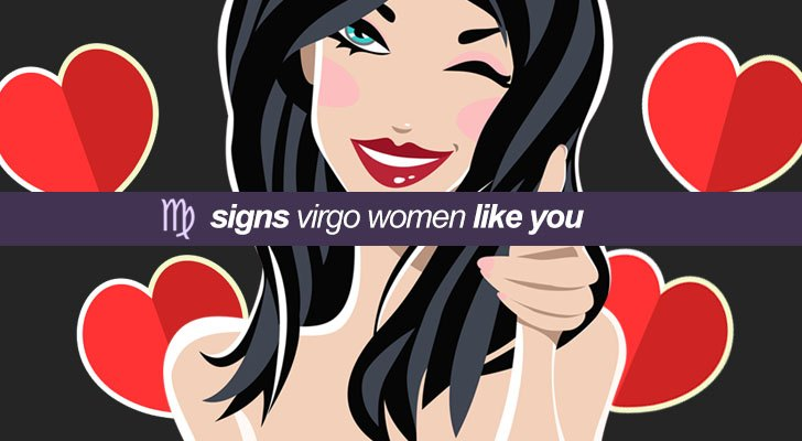 Signs That A Virgo Man Likes You