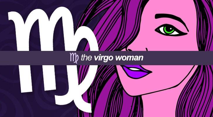 The virgo woman