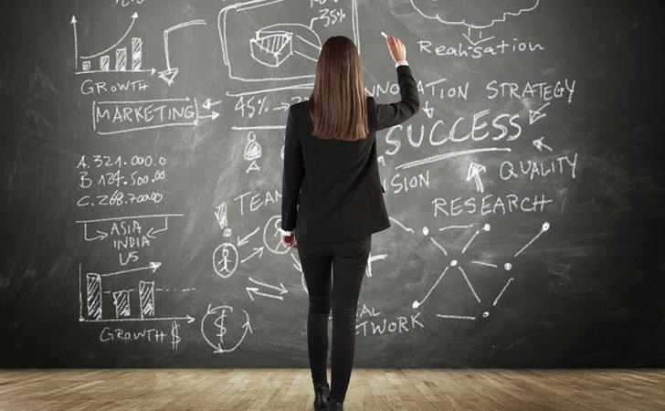Virgo women are big on self-improvement